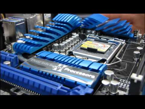 ASUS P8P67 Deluxe P67 LGA1156 Core i7 SLI Motherboard Unboxing & First Look Linus Tech Tips - UCXuqSBlHAE6Xw-yeJA0Tunw