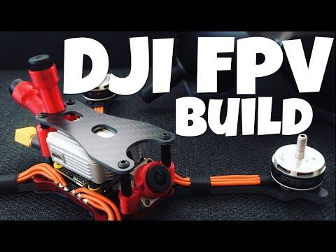 DJI FVP Build : HD Drone Racing! - UCoS1VkZ9DKNKiz23vtiUFsg