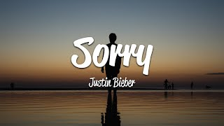 Sorry (Lyrics)