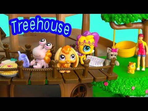 LPS Treehouse Littlest Pet Shop Bobblehead Squinkies Doll - Play Cookieswirlc Video - UCelMeixAOTs2OQAAi9wU8-g