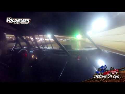#13 Conner Pate - Crate - 8-21-21 Volunteer Speedway - In-Car Camera - dirt track racing video image