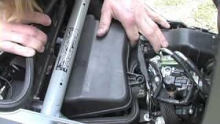 Cambio filtro aria Suzuki burgman 400 da 2007