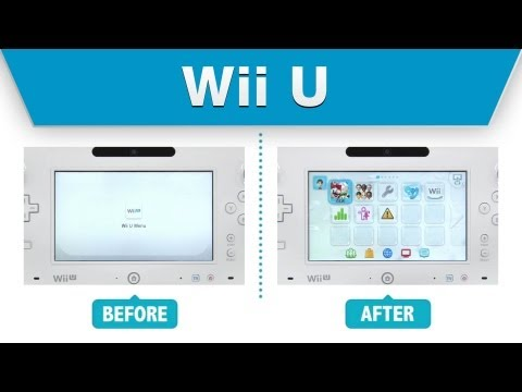 Time Comparison Video - When Returning to the Wii U Menu | FpvRacer lt
