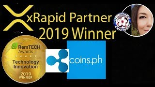Ripple xRapid Partner 2019 Winner, XRP Swell in Singapore, Coinbase Japan, Coil & Cinnamon