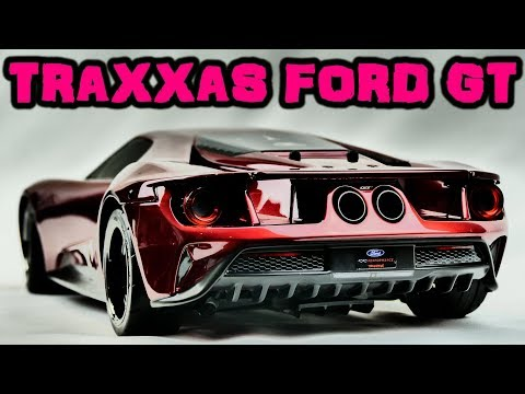 Traxxas Ford Gt   Rtr Unboxing In Depth Look