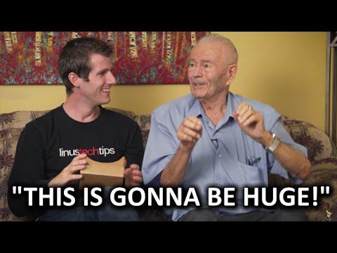 My 91yr Grandpa Meets Google - UCXuqSBlHAE6Xw-yeJA0Tunw