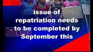 Tripura govt gearing up to send back over 30,000 Brus to Mizoram