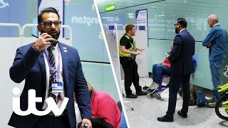 Paramedics Are on Call for a Medical Emergency! | Heathrow: Britains Busiest Airport
