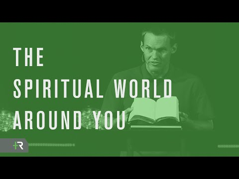 The Spiritual World Around Us