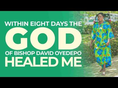 Striking Testimony: Healed of Rotten Leg