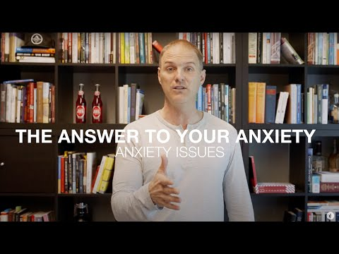 Anxiety Issues  The Answer to Your Anxiety  Mark 4:35-41