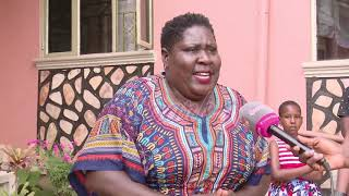 Live Wire: Comedian Bitereka finally meets her role model, Alex Muhangi