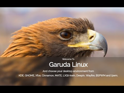 Garuda KDE Linux Ultimate System Setup & Product Review