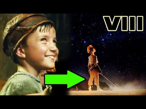 Who is the BOY at the END of The Last Jedi? (CANON) - Star Wars Explained - UC8CbFnDTYkiVweaz8y9wd_Q