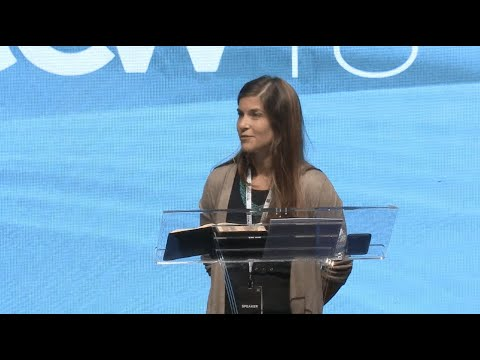 Gloria Furman  Heavenly Focus in Everyday Lives  TGCW18
