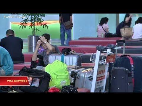 Phòng dịch tả ASF, Đài Loan kiểm tra hành lý xách tay của khách Việt (VOA)