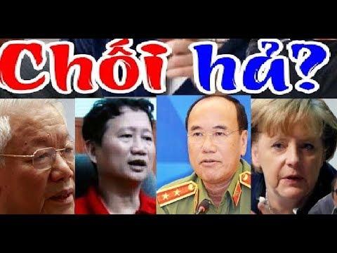 Đức tung bằng chứng tướng Đường Minh Hưng  trực tiếp chỉ huy vụ bắt cóc Trịnh Xuân Thanh