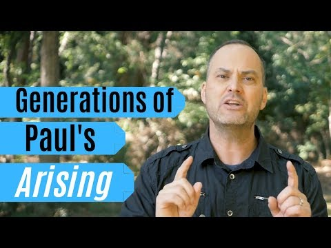 Generation Of Paul's Arising