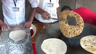 2 Young Boys Manages Everything - Delicious Cheese Paratha @ 60 rs -  L.G Paratha Corner
