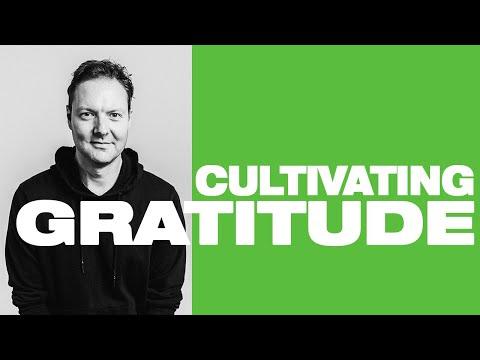 Cultivating Gratitude  Reuben Morgan  Hillsong Creative Team Night on Demand  April 26th 2017