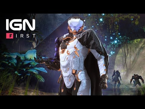 Anthem: Storm Javelin Gameplay Profile - IGN First - UCKy1dAqELo0zrOtPkf0eTMw