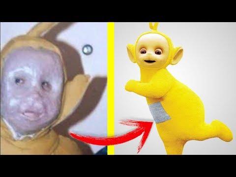 este video arruinará tu infancia *no ver si no estás seguro* - UCFORGItDtqazH7OcBhZdhyg