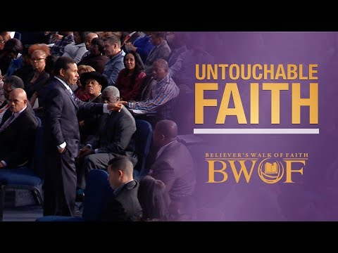Untouchable Faith - The Comforter Has Come