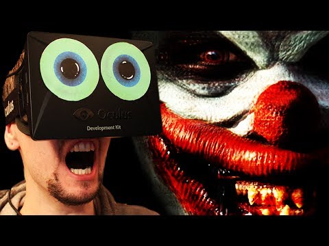 Affected: The Carnival | MY POOR HEART | Oculus Rift Horror Game - default