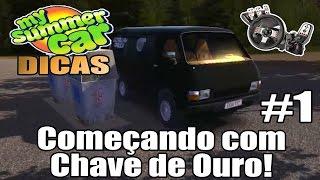 YouTube | My Summer Car - Vendendo Mercadoria Pra Pagar As Peças #84