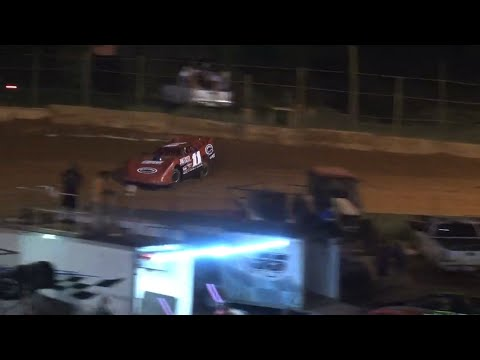 New Hobby and Limited Track Records at Winder Barrow Speedway August 21st 2021 - dirt track racing video image