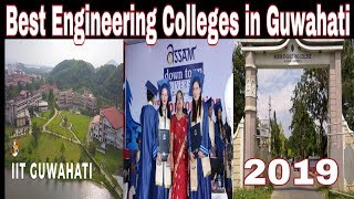 Best Engineering Colleges and Institutes in Guwahati for B.Tech