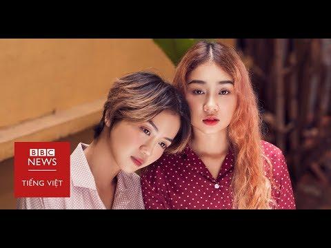 Tình đồng giới: 'Yêu là yêu thôi, sao không dám nói?' - BBC News Tiếng Việt