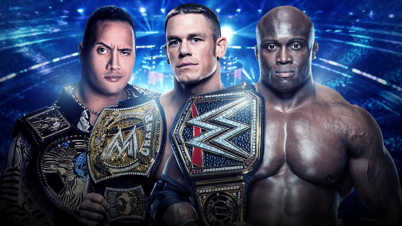 Every WWE Champion in history