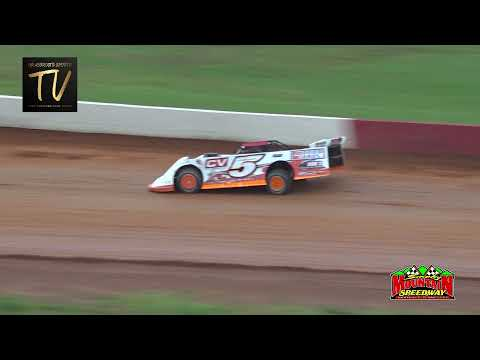 Topless Outlaws @ Smoky Mountain Speedway May 29, 2021 - dirt track racing video image