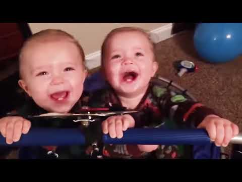 Best Videos Of Cute Twin Babies   Twins Baby Videos