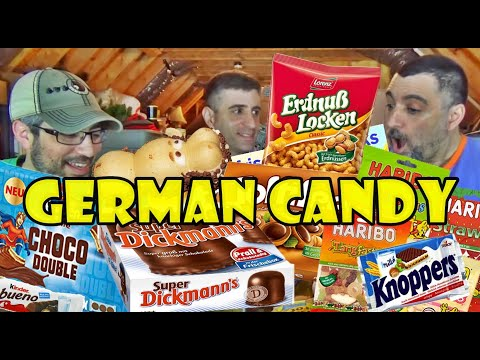 GERMAN CANDY TIME!!! | The ATTIC DWELLERS - UCpEvpBIZdcF84VsdilJ0eUw