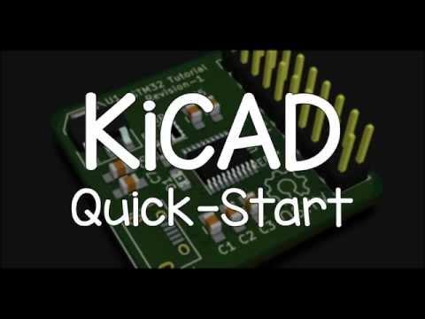 KiCAD Quick-Start Tutorial - UC7MZm8sgN-dGUyPxxZdQMOQ