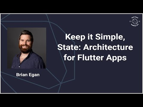 Keep it Simple, State: Architecture for Flutter Apps (DartConf 2018) - UC_x5XG1OV2P6uZZ5FSM9Ttw