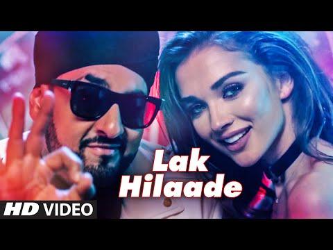 LAK HILAADE Lyrics - RAFTAAR - Manj Musik ft. Amy Jackson
