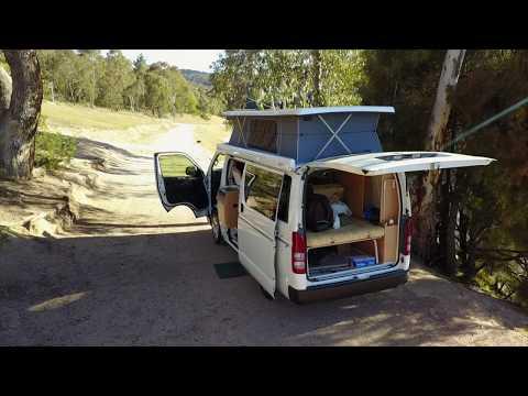 Campervan Review - Frontline Hiace Adventurer - UCggpC3UsrRr0JvQneUrgJRA