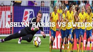 Ashlyn Harris Is A BEAST!!(FIFA World Cup Highlight)