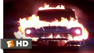 Christine (1983) - The Fiery Fury Scene (6/10) | Movieclips