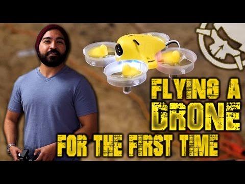 First Flight FPV - Inductrix - UCemG3VoNCmjP8ucHR2YY7hw