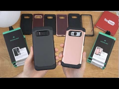 Galaxy S8 and S8+ Caseology Cases! - UCbR6jJpva9VIIAHTse4C3hw