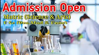 Muslim college ad for admission open Islamabad
