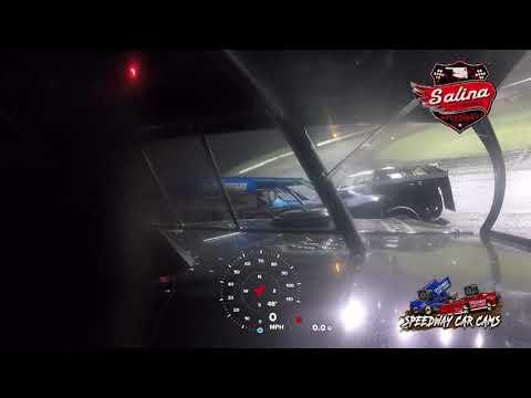 #91 Joe Duvall - Usra Modified - 5-1-2021 Slaina Highbanks - In Car Camera - dirt track racing video image