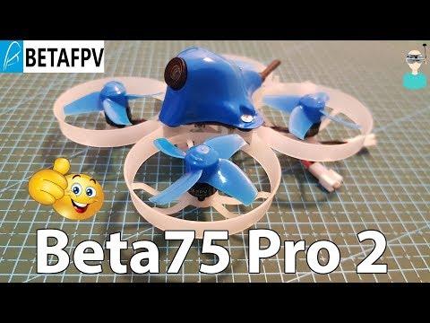 Beta75 Pro 2 - Full Review & Flight Footage (1S & 2S ) - UCOs-AacDIQvk6oxTfv2LtGA