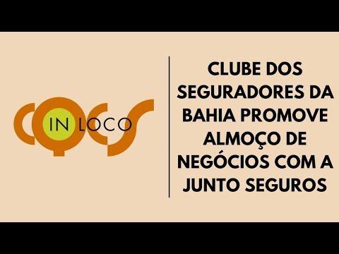 Imagem post: Clube dos Seguradores da Bahia promove almoço de negócios com a Junto Seguros