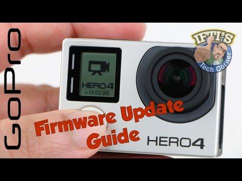 GoPro Hero 3 / 4 - How to Upgrade Firmware : Beginners Guide