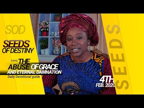 Dr Becky Paul-Enenche - SEEDS OF DESTINY  TUESDAY 4TH FEBRUARY, 2020